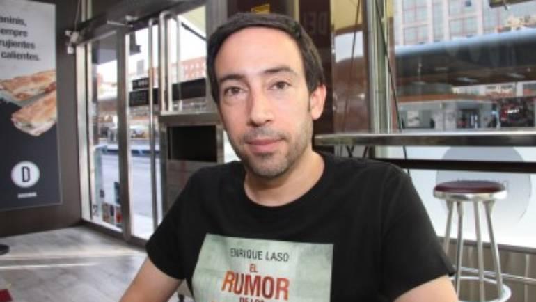 Entrevista con Enrique Laso