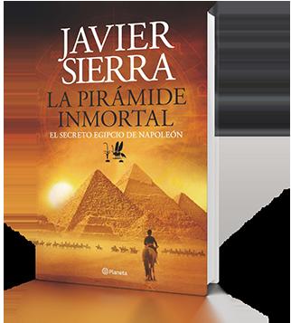 Entrevista con Javier Sierra, autor de «La pirámide inmortal»