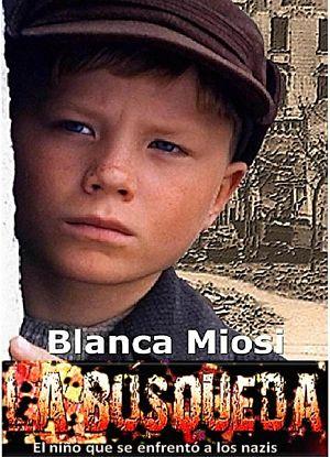 Entrevista con Blanca Miosi. La búsqueda